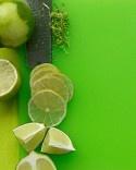 Lime Squares with Pistachio Graham-Cracker Crust | Recipe