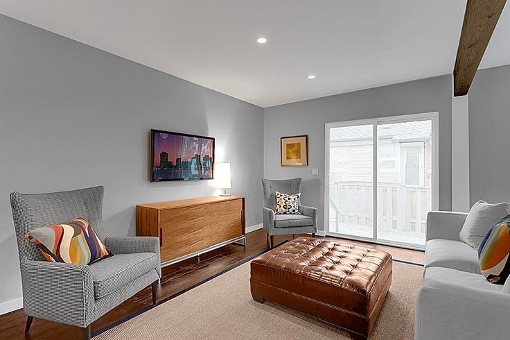 Midcentury Modern Living Room Minimalist Glamorous Design Inspiration