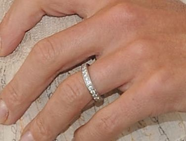 the gallery for kelly ripa wedding band