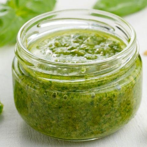 dandelion pesto sauce recipe! | HANGRY | Pinterest