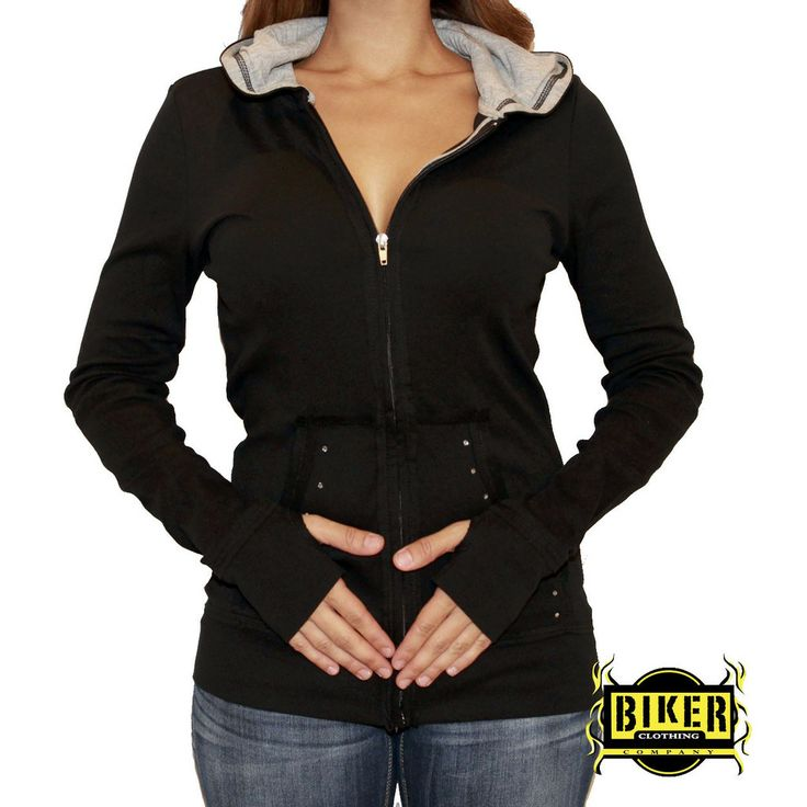 Thumb Hole Hoodies - ShopStyle