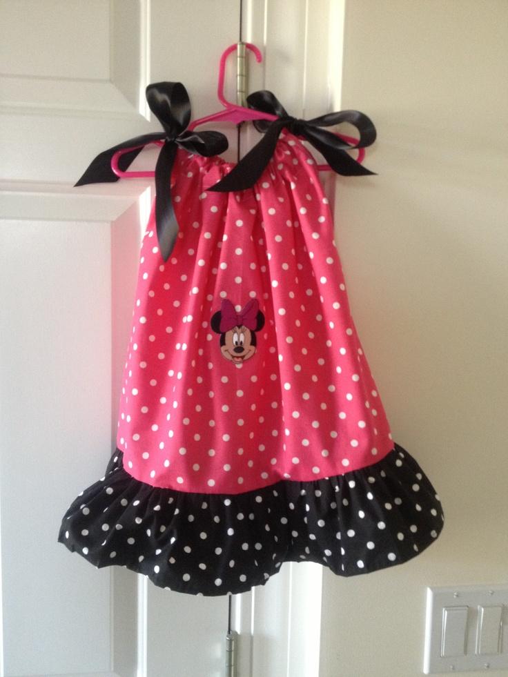 Minnie mouse birthday party dress craft ideas pinterest