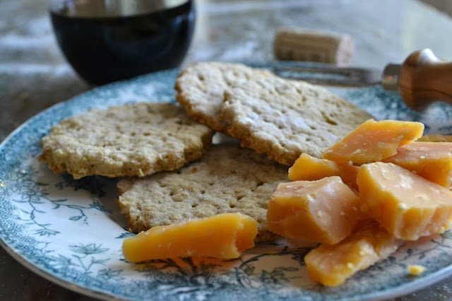 Oat Crackers | My Favourite Recipes | Pinterest