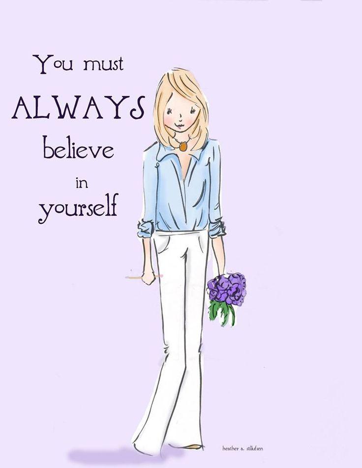 Heather Stillufsen Confidence Is Beautiful Pinterest