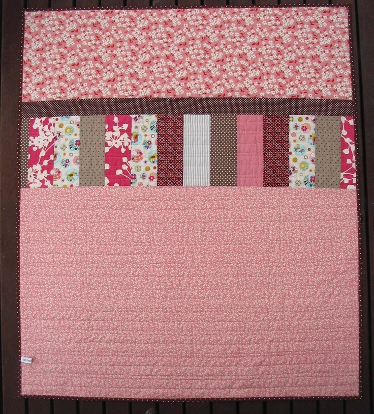 simple... relatively Quilting-Backs Pinterest