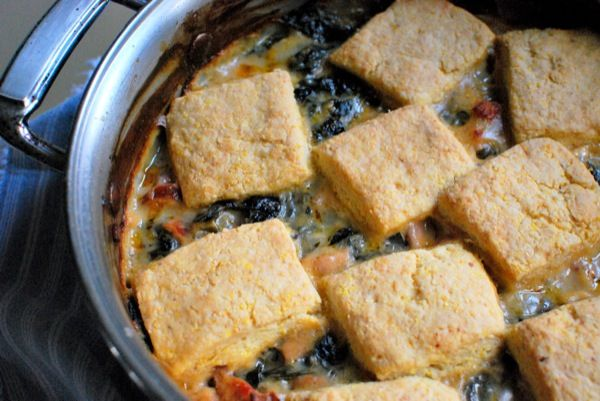 Blue Cornmeal Biscuits Recipes — Dishmaps