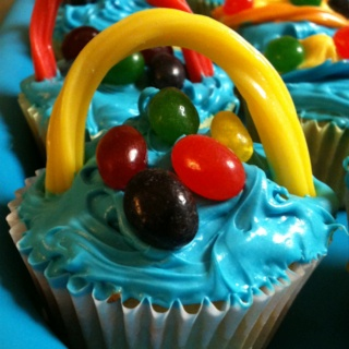 Easter Cupcakes | recipes | Pinterest