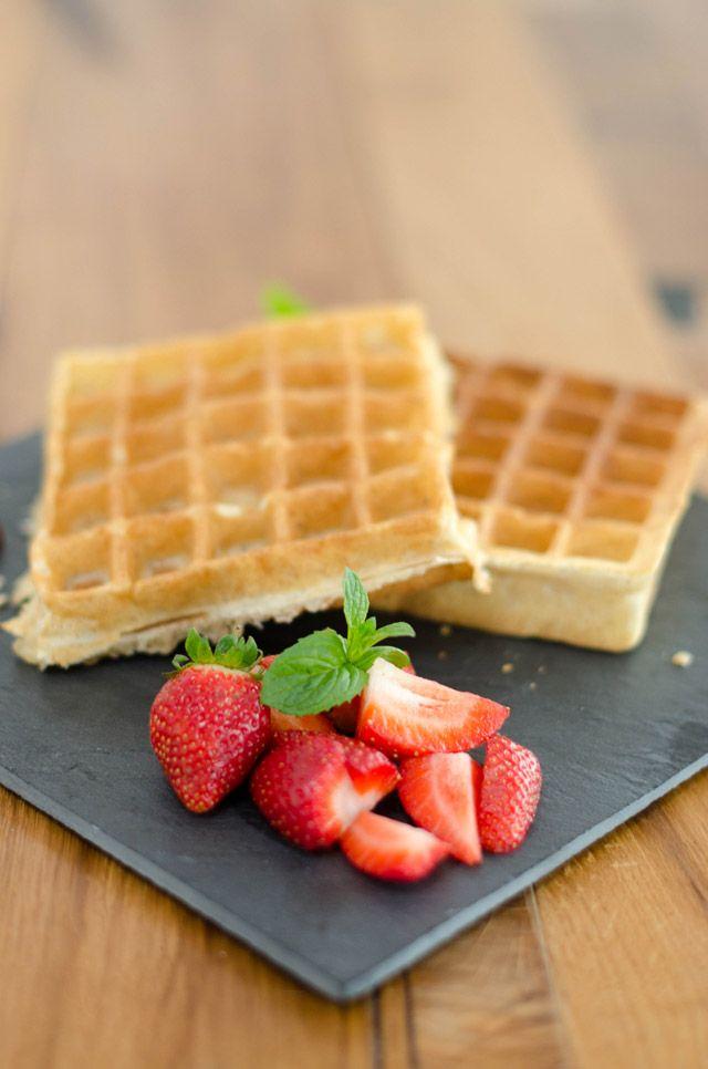 Hazelnut Waffles | Recipes - Waffles that Wow | Pinterest