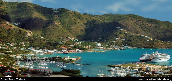 Tortola Island Virgin Islands, British