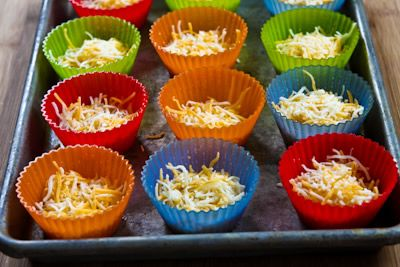 Kalyn's Kitchen®: Recipe for Green Chile and Cheese Egg Muffins