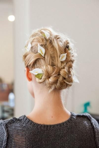 DIY Wedding Hair : DIY Bridal Hair | Lovely things to remember | Pint
