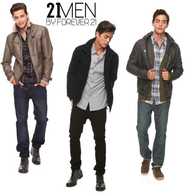 21 MEN BY FOREVER 21