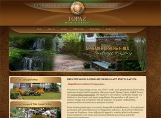 Pin By DreamCo Design On Landscaping Website Designs