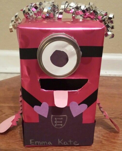 cute valentines day boxes to make