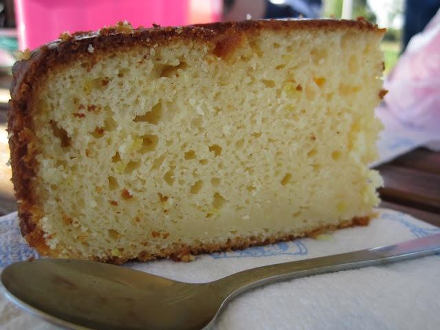 Lemon & Olive Oil Cake | Desserts | Pinterest