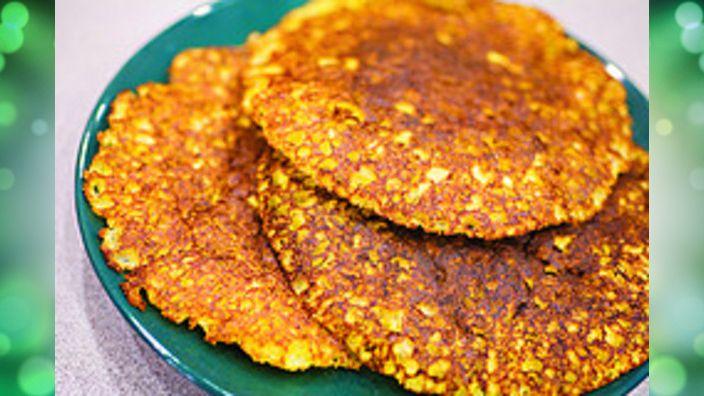 Savory Buttermilk Pancakes With Corn Recipes — Dishmaps