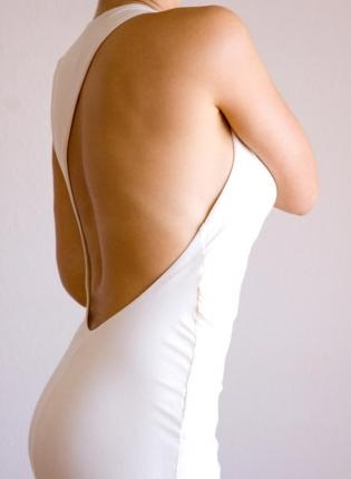 Backless Dress on Backless Dress   My Style