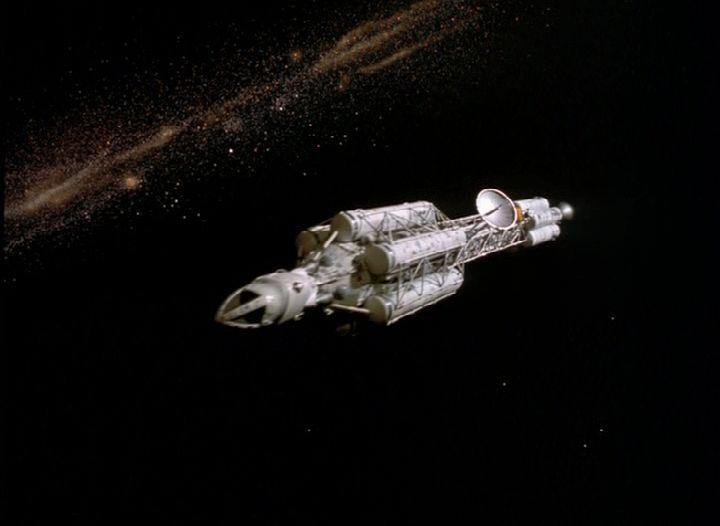 space 1999 spacecraft designs - photo #1