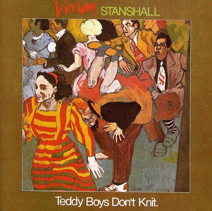 Vivian Stanshall Teddy Boys Don't Knit