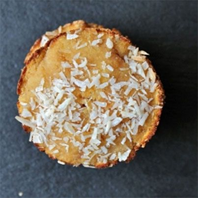 Paleo Double Coconut Muffins | Smarter sweets | Pinterest