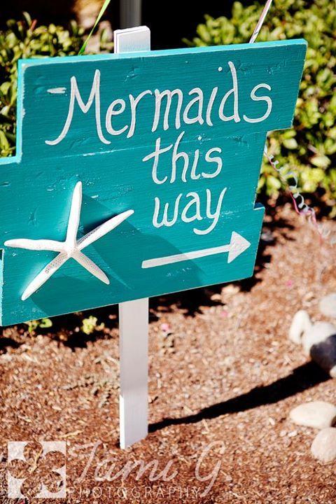 Mermaids this way ▬►