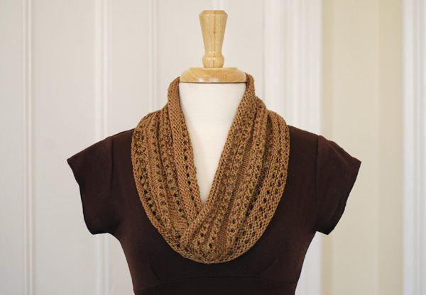 Sanibel Cowl - free knit pattern Craft It! Pinterest