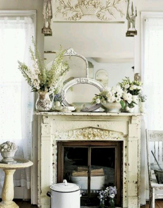 Fireplace vignette interior design vignettes pinterest for Interior decorating vignettes