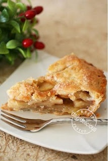 Dorie Greenspan's All-American All-Delicious Apple Pie