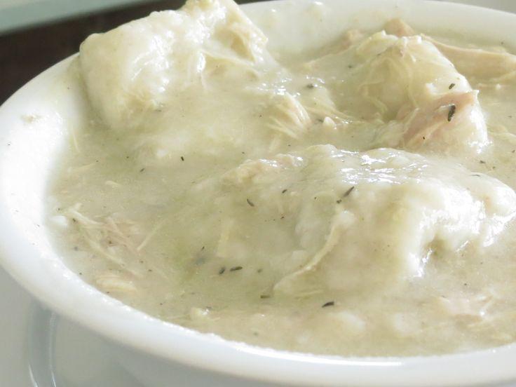 Chicken and Dumplings H | Yummy!! | Pinterest