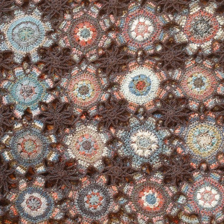 Crochet Patterns Like Sophie Digard : Sophie Digard Crochet: Blankets Crochet & Knitting Pinterest