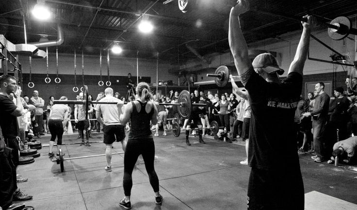 A Beginner's Guide to CrossFit