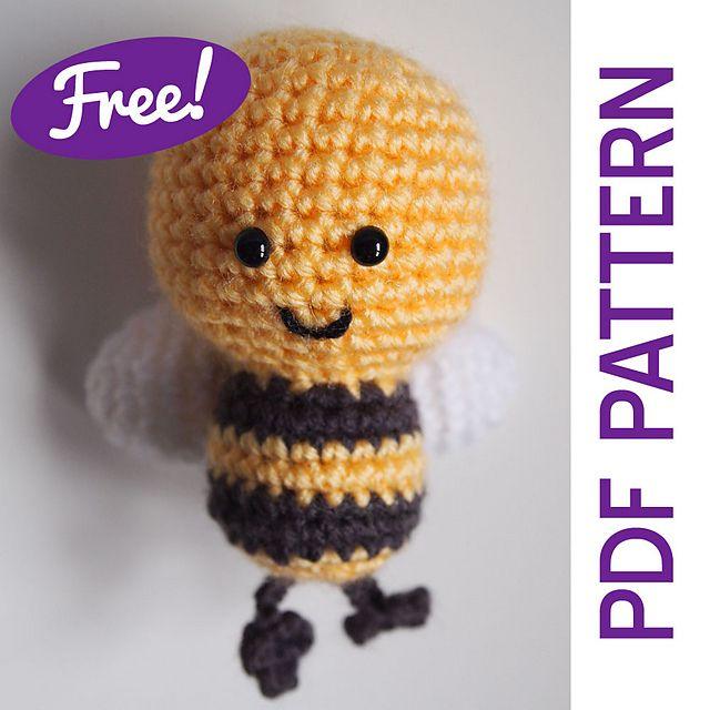 Amigurumi Bee Girl Free Pattern : Pin by Virginia Gutierrez on Crochet toys Pinterest