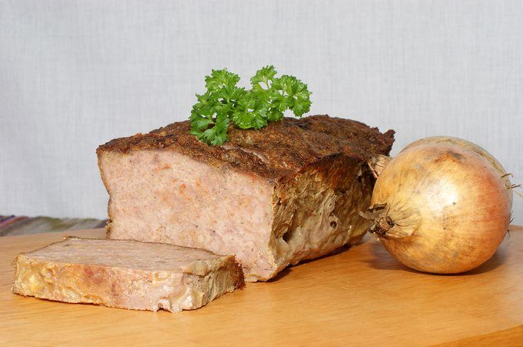 Gluten-Free Meat Loaf | It's Worth A Shot | Pinterest