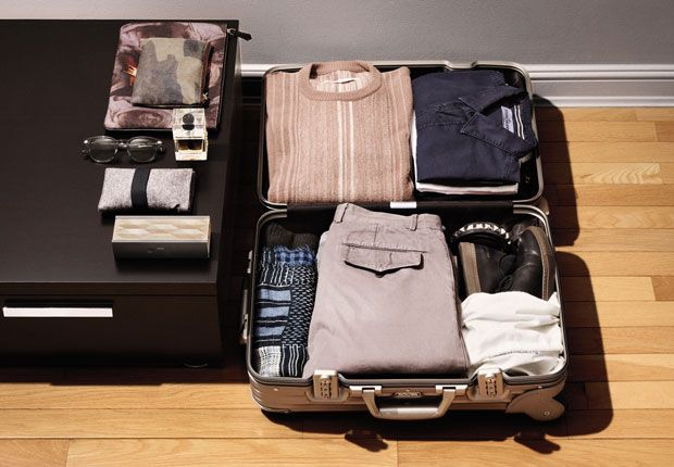 how to pack a suitcase for 14 days