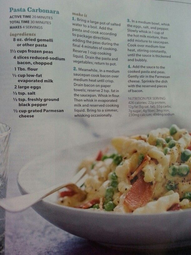 pasta carbonara pastor ryan s pasta carbonara recipes dishmaps pastor ...