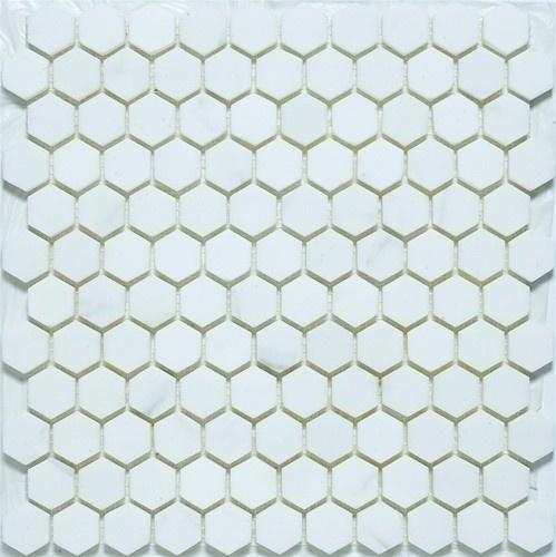 hexagon mosaic tile backsplash joy studio design gallery best