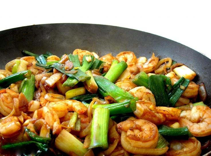 Shrimp Stirfry | Delicious | Pinterest