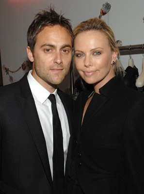 :( Charlize Theron and... Charlize Theron