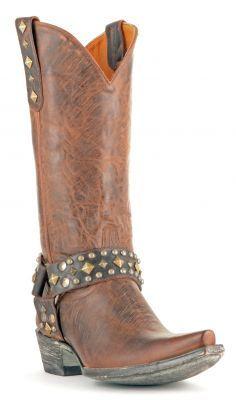 Womens+Old+Gringo+Hanna+Boots+Rust+#L1086-6+via+@allen sutton+Boots