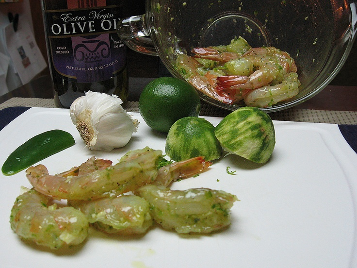Tequila Orange Shrimp ... Made this tonight and WOW! It was SO good ...