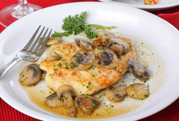 Chicken Marsala with Mushrooms | Recipe of the day | Kosher Recipes ...