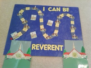 Sharing Time: Revernce