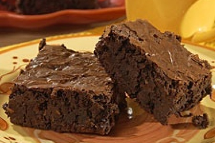 Whole Wheat Brownies | Desserts | Pinterest