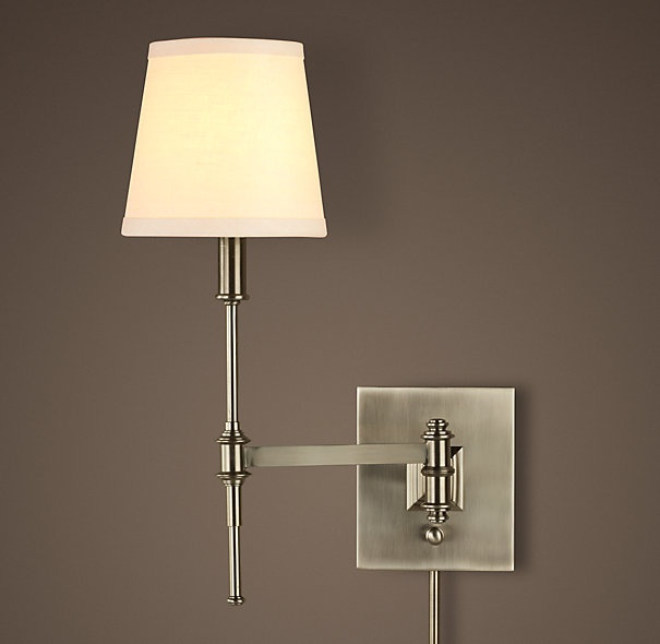 Plug In Library Wall Sconces : Pin by Anne Dewvall on Home Decor. Office and Library Pinterest