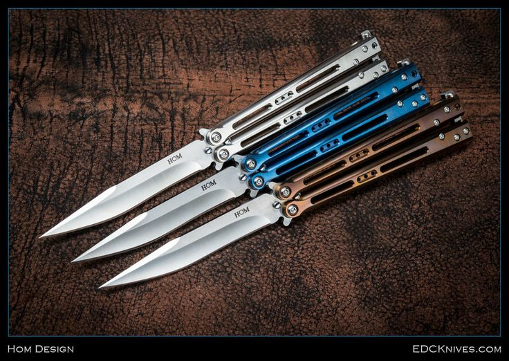 Hom Design Tempest Edc Knives Knives And Gear Pinterest