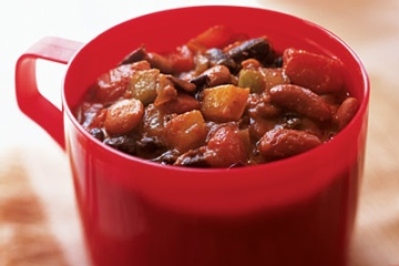 Grandma's Slow Cooker Vegetarian Chili | Recipes to Try | Pinterest