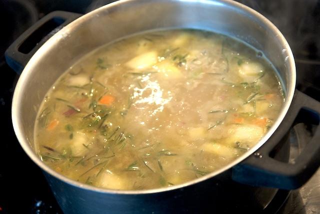 Dutch mustard soup | Vegan | Pinterest