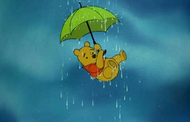 Tut tut tut looks like rain