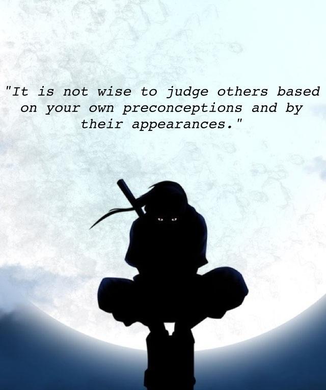 Itachi Love Quotes Itachi Uchiha Quotes. ...