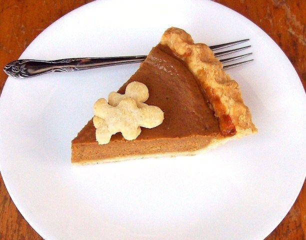 Gluten Free Pumpkin Pie | Recipe